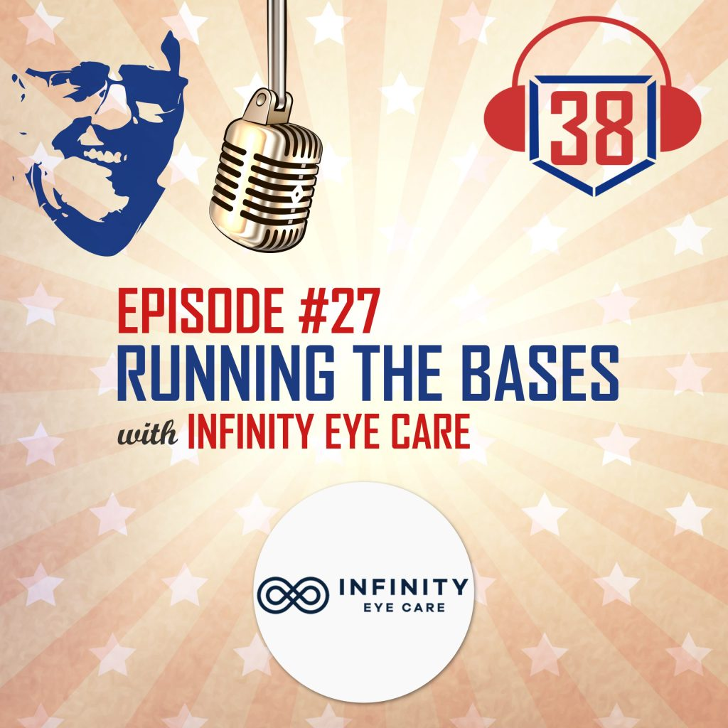 Running the Bases with Small Businesses and Infinity Eye Care