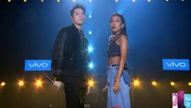 Nick Chou Jike Junyi Rap of China