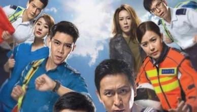 TVB Life on the Line Joe Ma Matthew Ho Joey Law Kelly Cheung Moon Lau Jeannie Chan