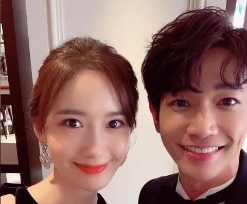 Jasper Liu Yi Hao Thanks Yoona for Helping Him Translate