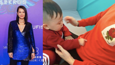 Myolie Wu Announces Second Pregnancy