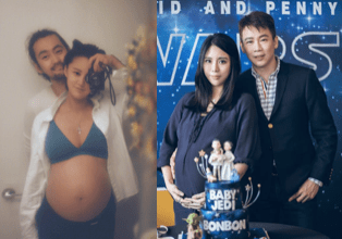 Yuan Hong and David Tao Announce Birth of Sons on Valentine's Day_02.14.19