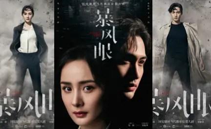 Yang Mi And Vin Zhang Binbin To Star In New Series Storm Eye 三
