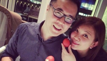 Tony Hung Rumored to be Dating Model, Inez Leong   三八姐姐
