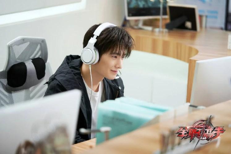 "Li Xian wasn't the First Choice to Play ""Han Shangyan"" in ""Go Go Squid!"" Yang Yang ""The King's Avatar"""