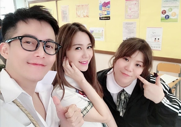 Why Was Silly Keung Filming With Anita And Pretty From Come Home Love Lo And Behold 38jiejie 三八姐姐