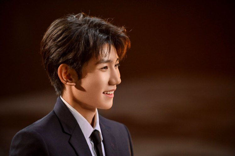 Roy Wang Yuan's Mother Tried to Set Him Up on a Blind Date