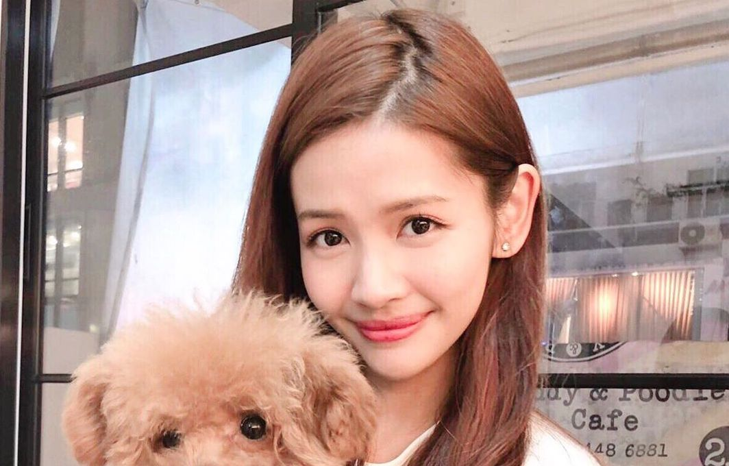 2019 Miss Friendship Blossom Chan Guest Starring In Come Home Love Lo And Behold As This Character S Girlfriend 38jiejie 三八姐姐