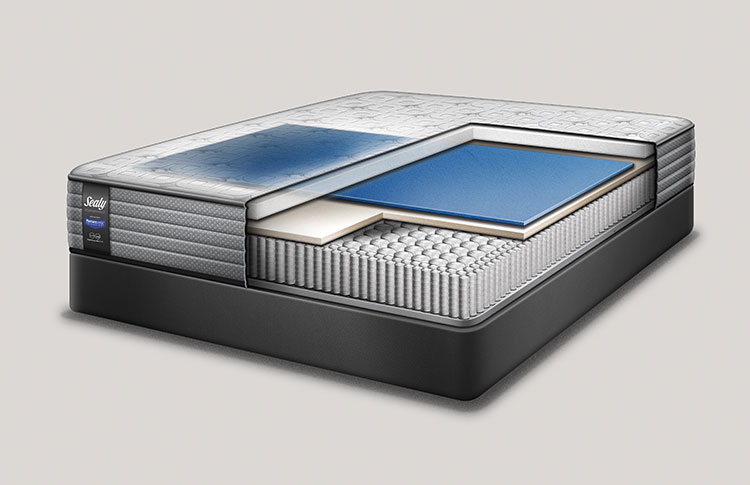 Sealy Posturepedic Technology Energetic Firm Mattress