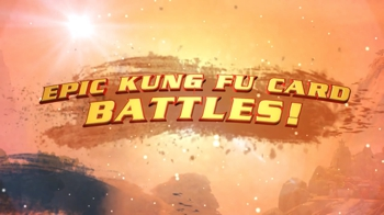 Kung Fu Panda Video Text Screen