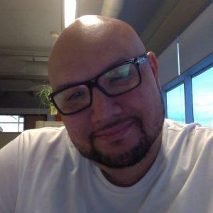 A picture of VP Unit 3 candidate Jeffrey Zavala