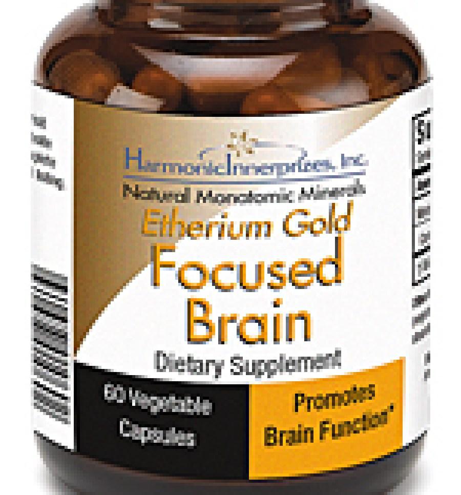 etherium gold focused brain