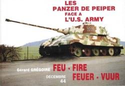 Auteur 1986 GREGOIRE Gerard Panzer Peiper face US Army