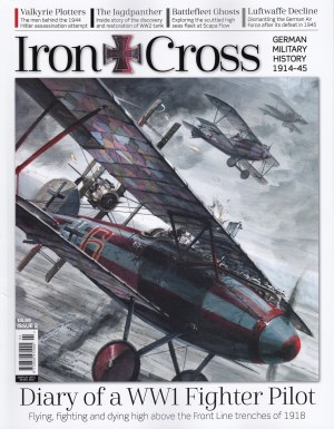 Iron Cross 002
