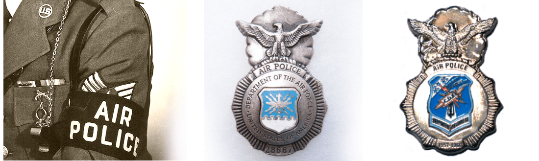 The Air Police Badge