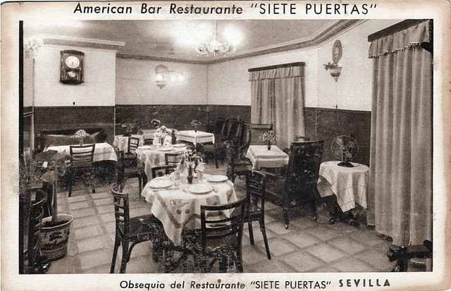 Siete Puertas a fav of Americans in 63 Edit