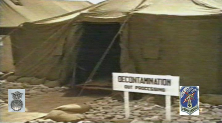 decontamination center
