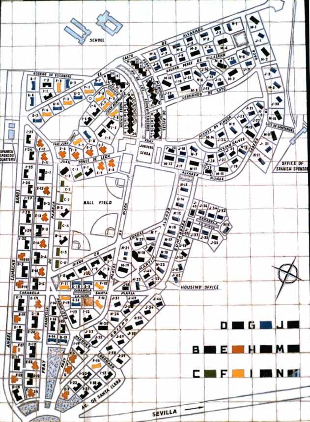 SANTA CLARA housing map1966DIAG