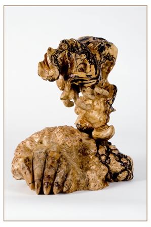 Руки. Корнепластика.Работа Александра Савельева