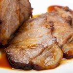おかずのクッキング|和風焼き豚の作り方レシピ(堀知佐子)