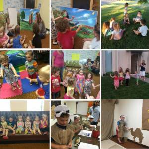 Pictures from Vacation Bible School