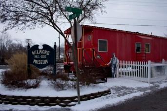 Wilmore Train station