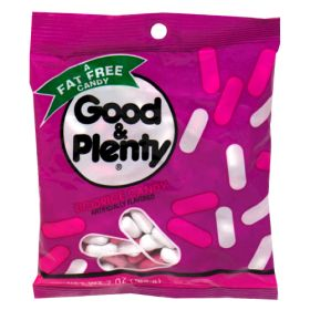 Good and Plenty Candy
