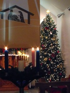 Advent Vespers in the Lutheran Church