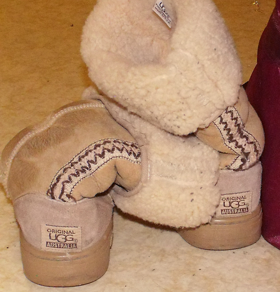 Fashionable Ugg Boots and slippers