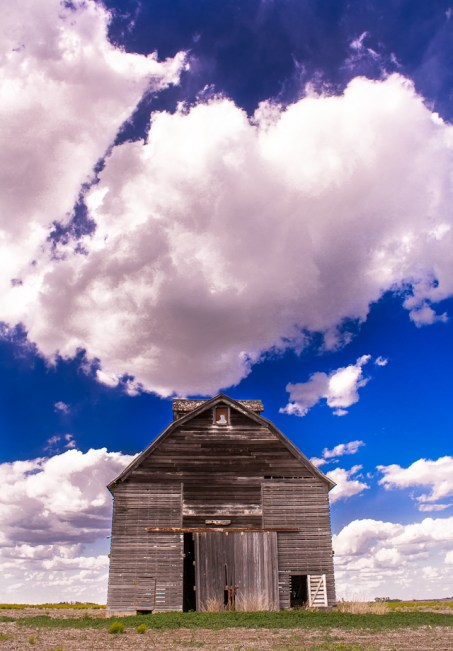 Photographing Country barns
