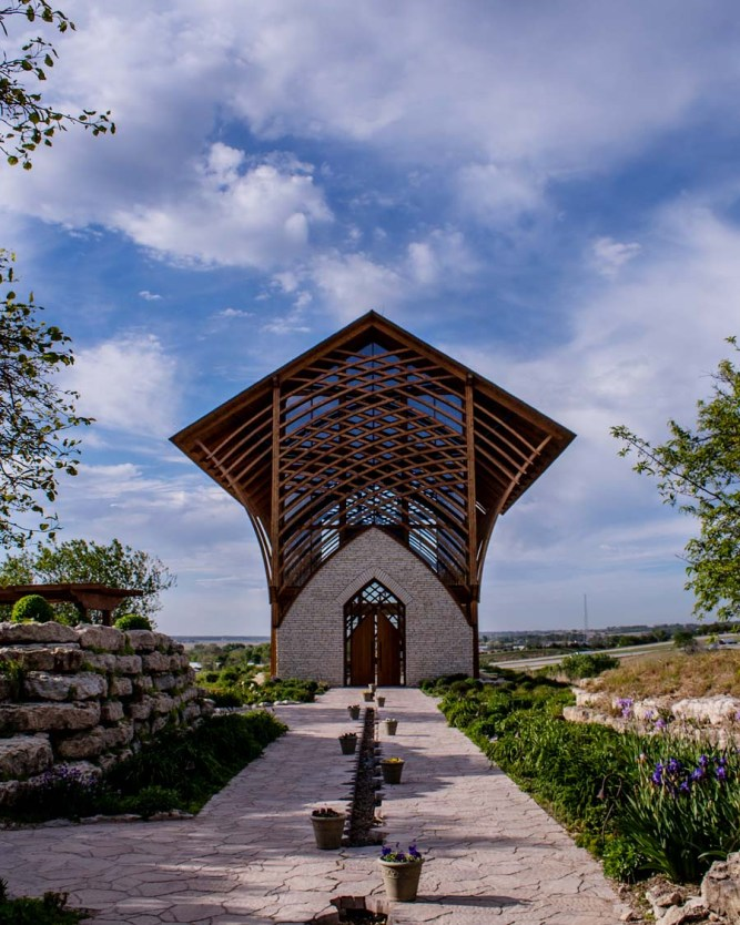 Holy Family Shrine in Gretna Nebraska