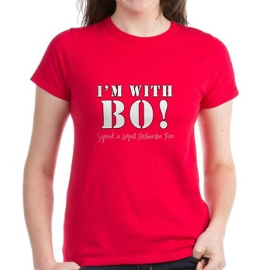I'm With Bo Shirt