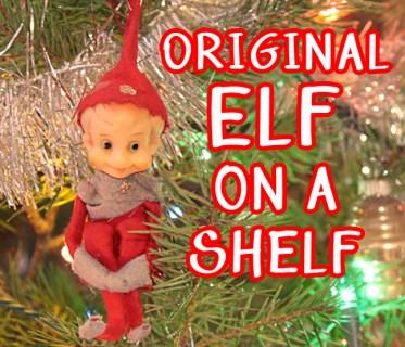Original Elf on a Shelf