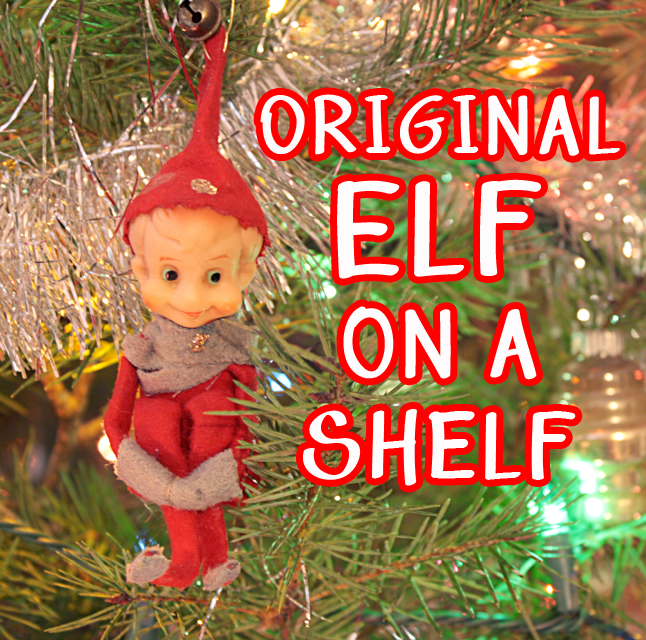 Original Elf on a Shelf