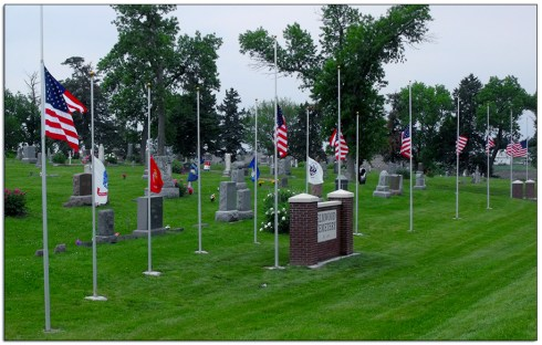 Elmwood Nebraska Cemetery