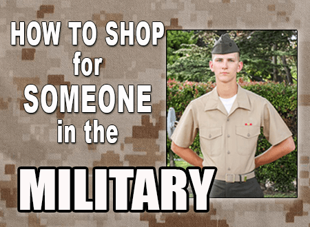 Military Gifts For Birthdays And Christmas