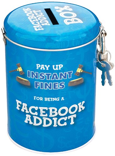 Instant Fines Tin - Facebook Addict