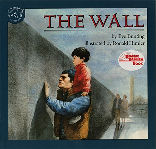 The Wall (Reading Rainbow Books) how to talk to kids about the Vietnam Wall Memorial