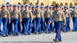 A message to new Marine Corps parents as they attend their first Marine Corps Graduation