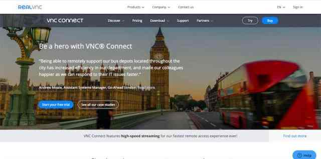 VNC Connect Cover image