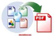 تحميل برنامج doPDF لتحول ملفات word و powerpoint و exl  الى pdf