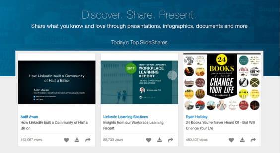 طريقة تنزيل أي مستند من موقع SlideShare على شكل pdf
