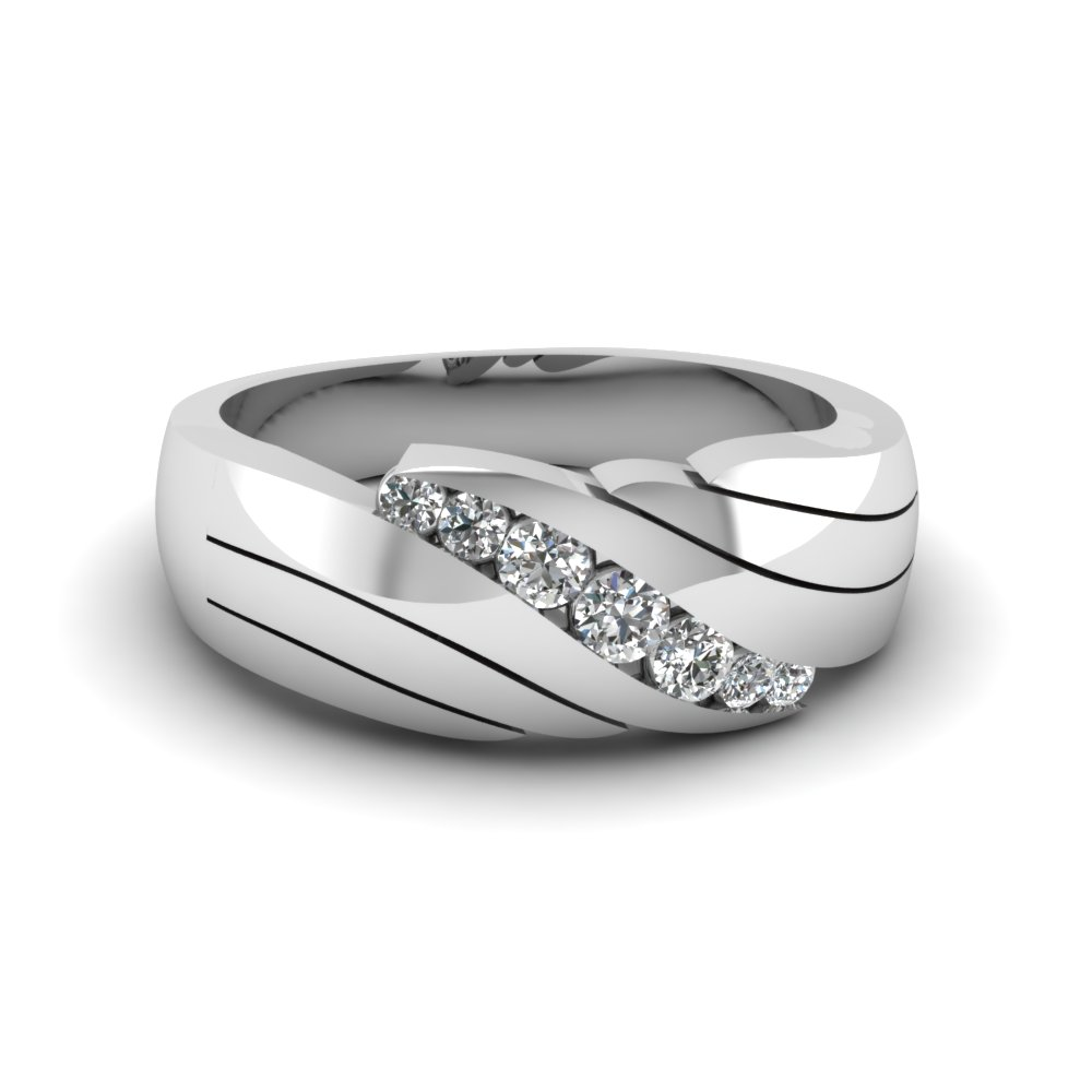 Image Result For White Gold Princess Cut Wedding Rings For Women
