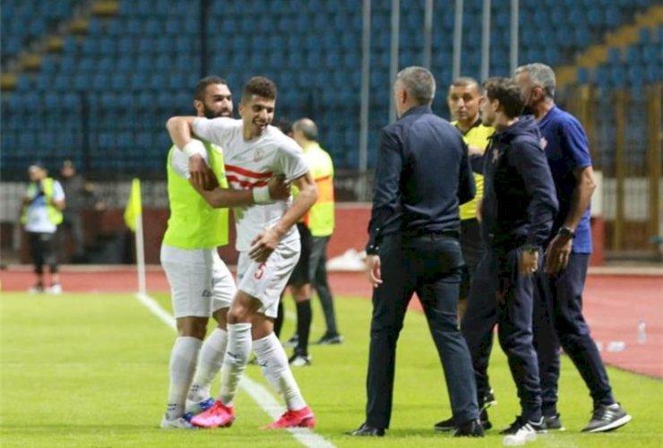محمد-عبد-الغني-يغيب-عن-مباراة-الزمالك-والإسماعيلي-في-كأس-مصر
