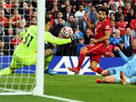 يتصدرها-هدفه-أمام-مانشستر-سيتي.-فيديو-|-تليجراف-تختار-أفضل-5-أهداف-لـ-محمد-صلاح-مع-ليفربول