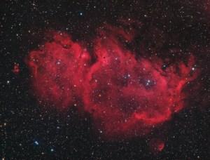 2013__Craig Smith__Soul Nebula (IC 1848)