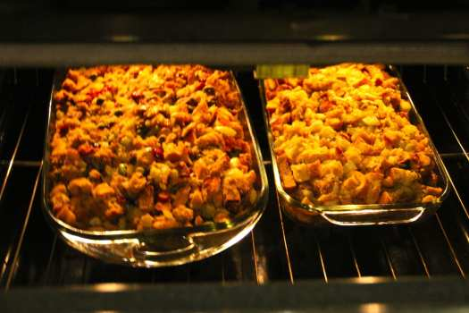 thanksgiving stuffing photo