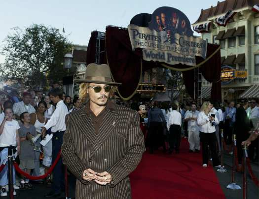 pirates of the caribbean 2003 photo