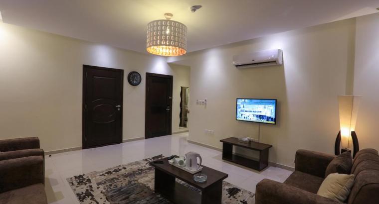 شقة طابق ارضي للبيع في مرج الحمام