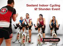 1. Seeland Indoor Cycling 12 Stunden Event